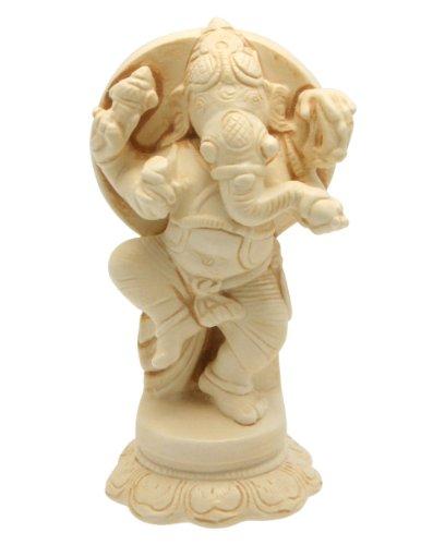 Serene and Friendly Dancing Ganesh Statue