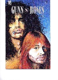 Celebrity Comics Guns N' Roses #1 Celebrity Comics NEA