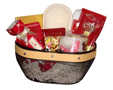 Delightful Reflections Spa Gift Basket