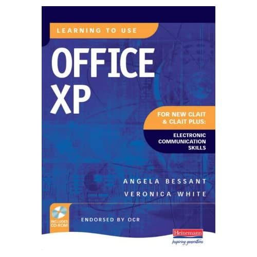 Complete Clait Plus for Office Xp (Learning to Pass) Angela Bessant