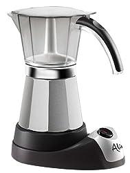 Delonghi EMK6 Alicia Electric Moka Espresso Coffee Maker from DeLonghi