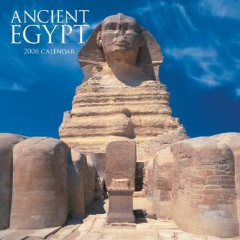 Ancient Egypt 2008 Wall Calendar - Buy Ancient Egypt 2008 Wall Calendar