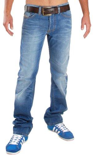 Jean Diesel homme Safado RBA8 bleu - -