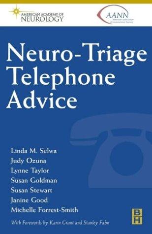 Neuro Triage Telephone Advice
