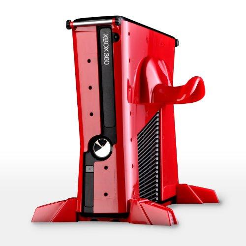 X360 Slim Vault - Vampire Red