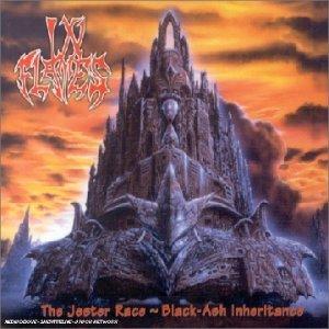 The Jester Race - Black Ash In Heritance - Digipack