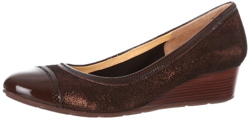 Cole Haan Women's Milly Wedge,Copper/Chestnut,8.5 B US (Cole Haan Wedge Nike Air compare prices)