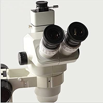 GOWE 6.7X-45X STEREO ZOOM MICROSCOPE +ARTICULATING STAND WITH CLAMP Microscope Accessories