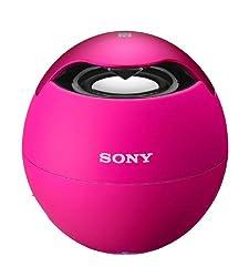 Ultra Portable Bluetooth Speaker Pink