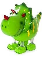 Tirelire Dinosaure verte par Mousehouse Gifts