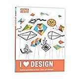 I Heart Design Cooper Hewitt Activity Journal