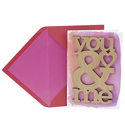 You Me Valentines Day Greeting Card