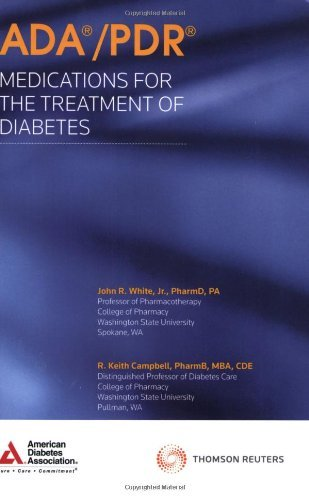 ada-pdr-medications-for-the-treatment-of-diabetes-by-physicians-desk-reference-2008-09-01