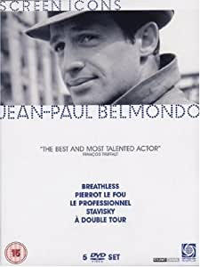 Jean Paul Belmondo Collection (Screen Icons) [DVD]