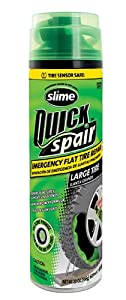 Slime 60090-6PK Quick Spair Tire Inflator - 20 oz., (Pack of 6) at Sears.com