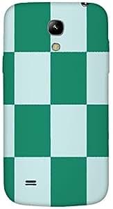 Timpax protective Armor Hard Bumper Back Case Cover. Multicolor printed on 3 Dimensional case with latest & finest graphic design art. Compatible with Samsung I9190 Galaxy S4 mini Design No : TDZ-22270