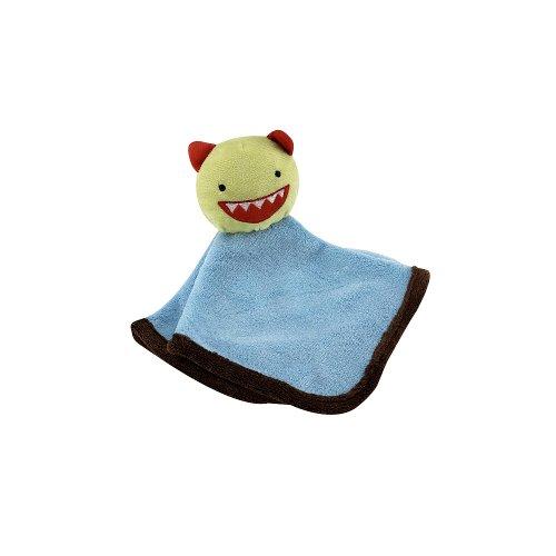 Roar Monster Baby Security Blanket - Blue