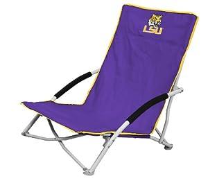 Buy NCAA LSU Tigers Beach Comber Chair by Logo Chair Inc.