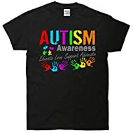Autism Awareness Educate Love Support Advocate T-Shirt