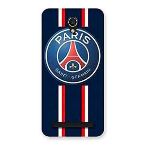 Impressive Paris Bar Back Case Cover for Zenfone Go