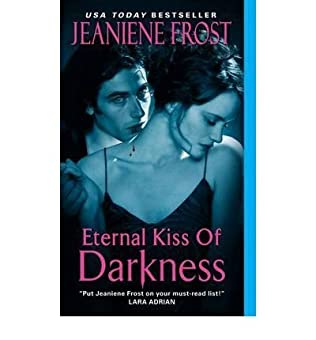 book cover of Eternal Kiss of Darkness