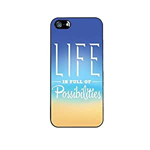 Vibhar printed case back cover for Apple iPhone 6s Plus Life