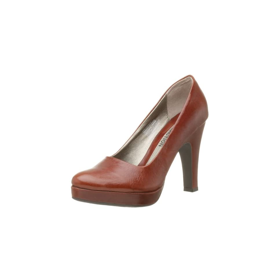 Kenneth Cole REACTION Womens Pretty Please Pump,Whiskey,8.5 M