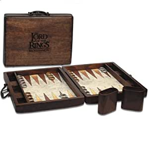 The Lord of the Rings Backgammon