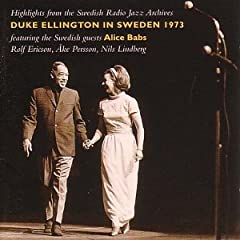 "Featured recording ""Duke Ellington in Sweden 1973 ..."""