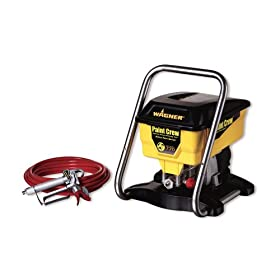 Wagner Power Products 515000 3/8 HP 2,750 PSI Paint Crew Paint Sprayer
