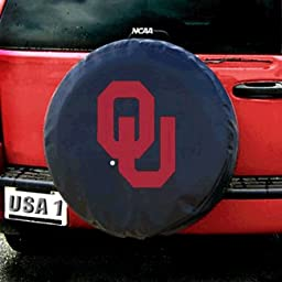 Oklahoma Sooners ( University Of ) NCAA Spare Tire Cover