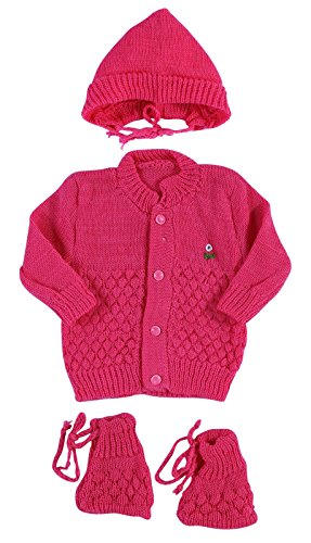 ddebef799 Winter Baby Jabla - Soft Flannel (0-3 Months) (Pack Of 3) Price in ...