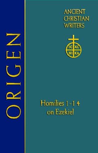 Origen: Homilies 1-14 on Ezekiel (Acw), THOMAS P. SCHECK