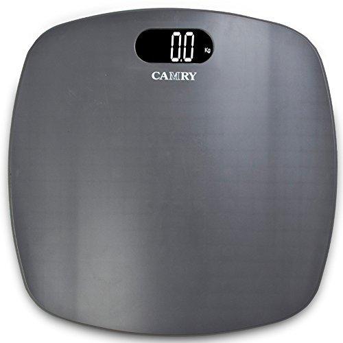 Camry Solar Balance de cuisine 5 kg/11 lb double capacité avec grand Panneau solaire travail au soleil ou à la lumière