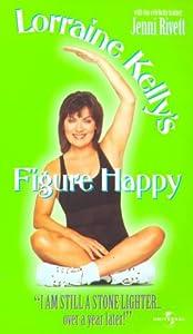 Lorraine Kelly: Figure Happy [VHS] [1999]