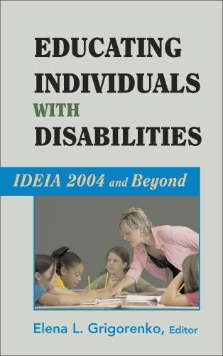 educating students with disabilities essay Some people believe that educating non-disabled students and students with disabilities together creates an atmosphere of understanding and tolerance that better prepares students of all abilities to function in the world beyond school.