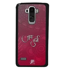 YuBingo Jai Durge Designer Mobile Case Back Cover for LG G4 Stylus