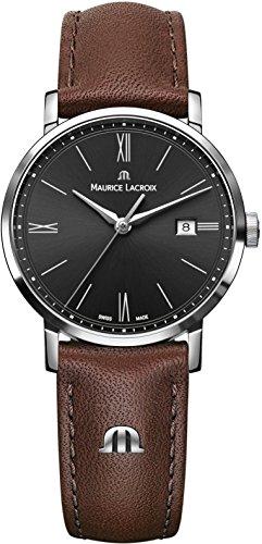 Maurice Lacroix Eliros EL1084-SS001-313-2 Reloj de Pulsera para mujeres Plano & ligero