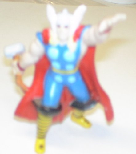 Picture of Applause Vintage Pvc Figure : Marvel Comics the Mighty Thor (B004MIHCU2) (Marvel Action Figures)