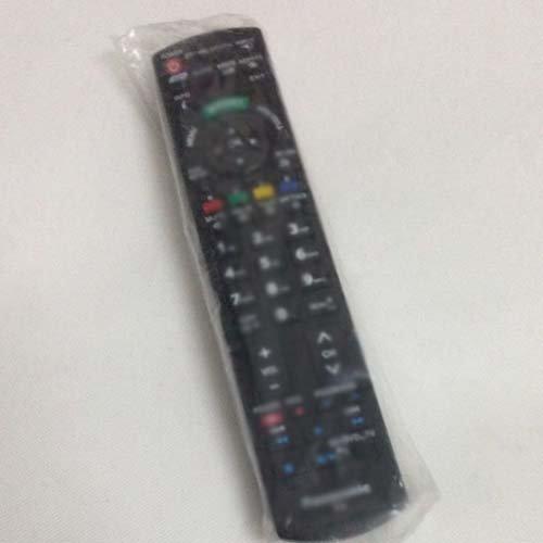 Remote Control For Panasonic Tc-P55Gt50 Tc-P60Gt50 Smart 3D Viera Plasma Lcd Led Hdtv
