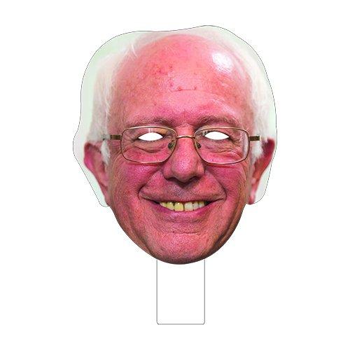 FKB38007P3 Bernie Sanders Cardboard Mask
