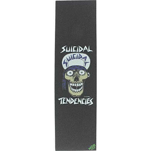 Mob Grip Suicidal Tendencies LM Skull Grip Tape - 9 x 33 by Mob Grip