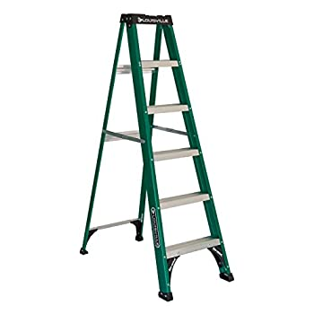 Louisville Ladder FS4006 225-Pound 6-Foot Fiberglass Step Ladder