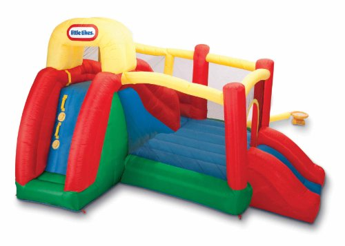 Little-Tikes-Double-Fun-Slide-n-Bounce-Bouncer