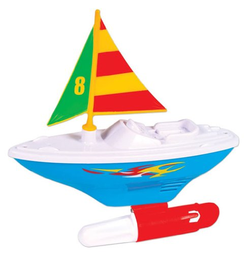 Small World Toys Preschool - See Me Go Sailboat - 1