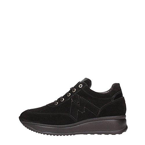 Andrea Morelli B73895B Sneakers Donna Crosta Nero Nero 39
