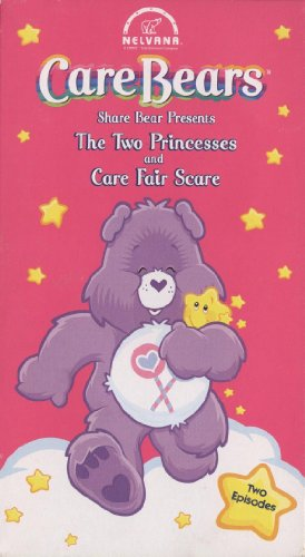 Care Bears - Share Bear Presents - The Two Princesses And Care Fair Scare
