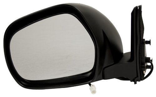 OE Replacement Toyota 4-Runner Driver Side Mirror Outside Rear View (Partslink Number TO1320202)
