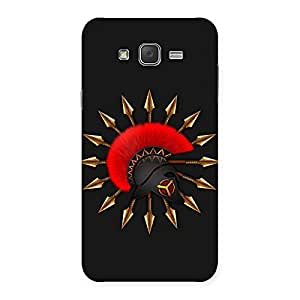 Ajay Enterprises Magic Bhalesses Back Case Cover for Galaxy J7