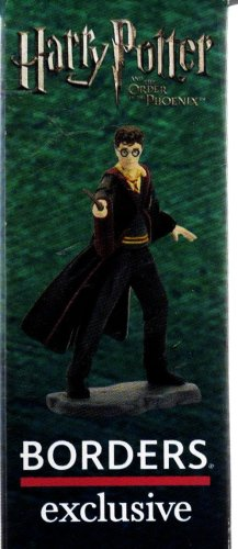 Picture of Gentle Giant Harry Potter and the Order of the Phoenix - Borders Exclusive Harry Potter Bust-ups Figure (681002107) (Harry Potter Action Figures)